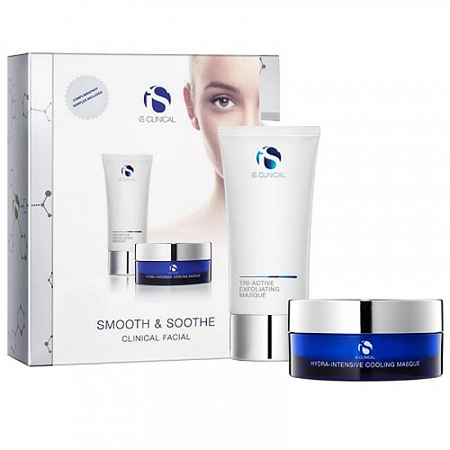 Набор Бархатная кожа Smooth & Soothe Clinical Facial